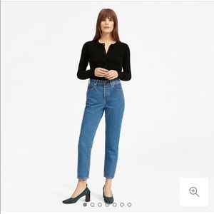 Everlane Jeans - The '90s Cheeky Straight Jean